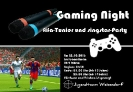 Gaming Night Oktober 2016